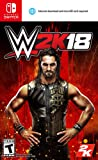 WWE 2K18 Nintendo Switch 任天堂スイッチ 北米英語版 [並行輸入品]
