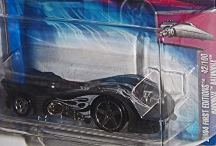 Hot Wheels Hardnoze Batmobile 2004 First Editions