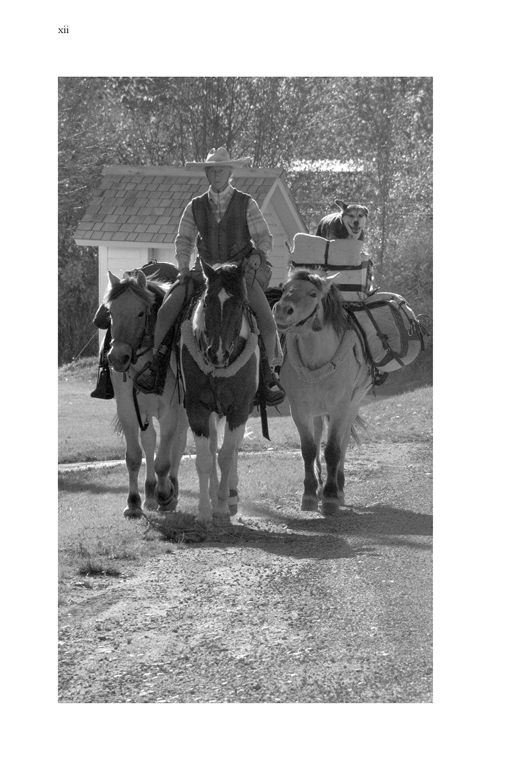 Lady Long Rider: Alone Across America on Horseback: Bernice