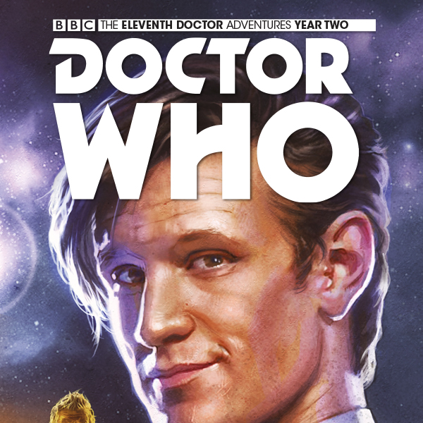 Doctor Who: The Eleventh Doctor (Issues) (37 Book Series)
