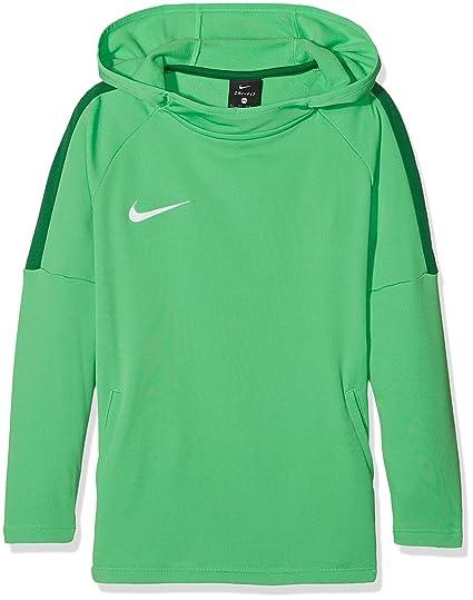 Nike Herren Academy18 Hoodie Kapuzensweatshirt, grün (Green