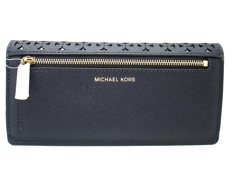 294ea78c00 Amazon.com: MICHAEL MICHAEL KORS Jet Set Travel Perforated Leather ...