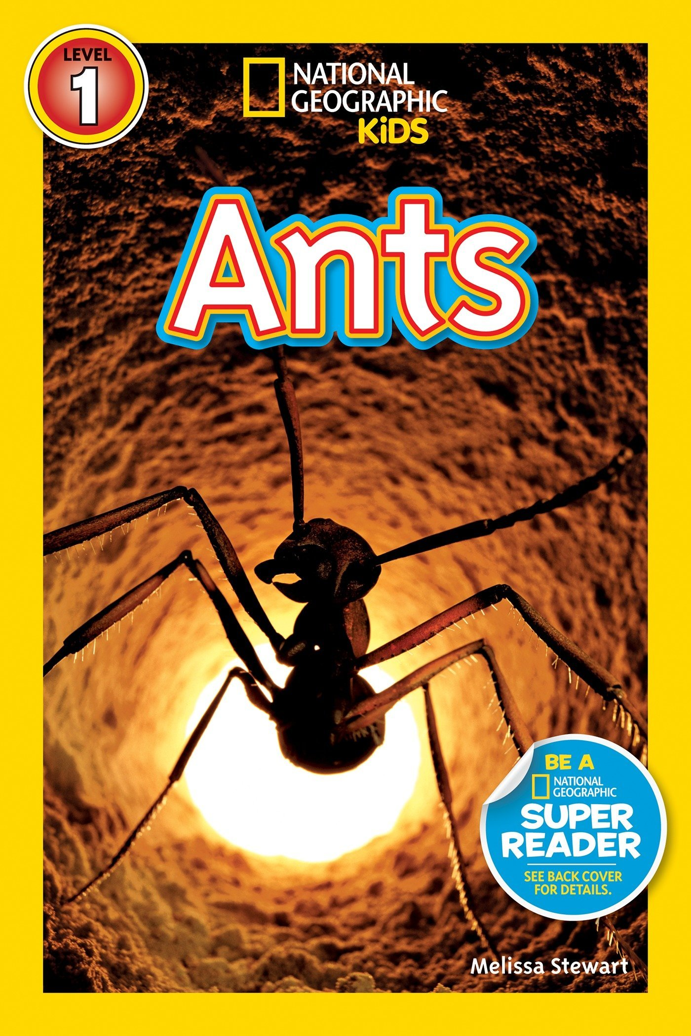 Download National Geographic Readers: Ants PDF