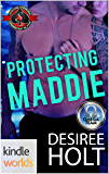 Special Forces: Operation Alpha: Protecting Maddie (Kindle Worlds Novella) (An Omega Team Crossover Book 4)