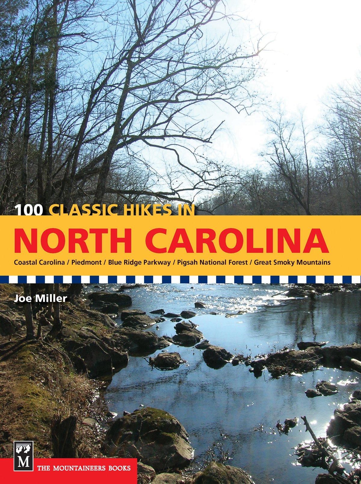100 Classic Hikes North Carolina