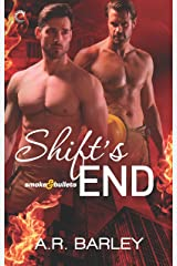Shift's End (Smoke & Bullets Book 3) Kindle Edition