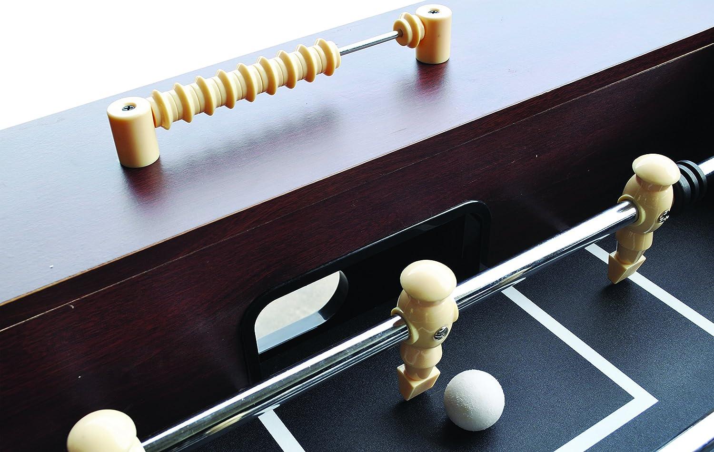 EastPoint Deportes liverpool Set de juego de fútbol de mesa, 152,4 ...