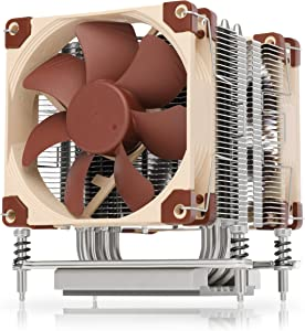 Noctua NH-U9 TR4-SP3, Premium CPU Cooler for AMD sTRX4/TR4/SP3 (92mm, Brown)