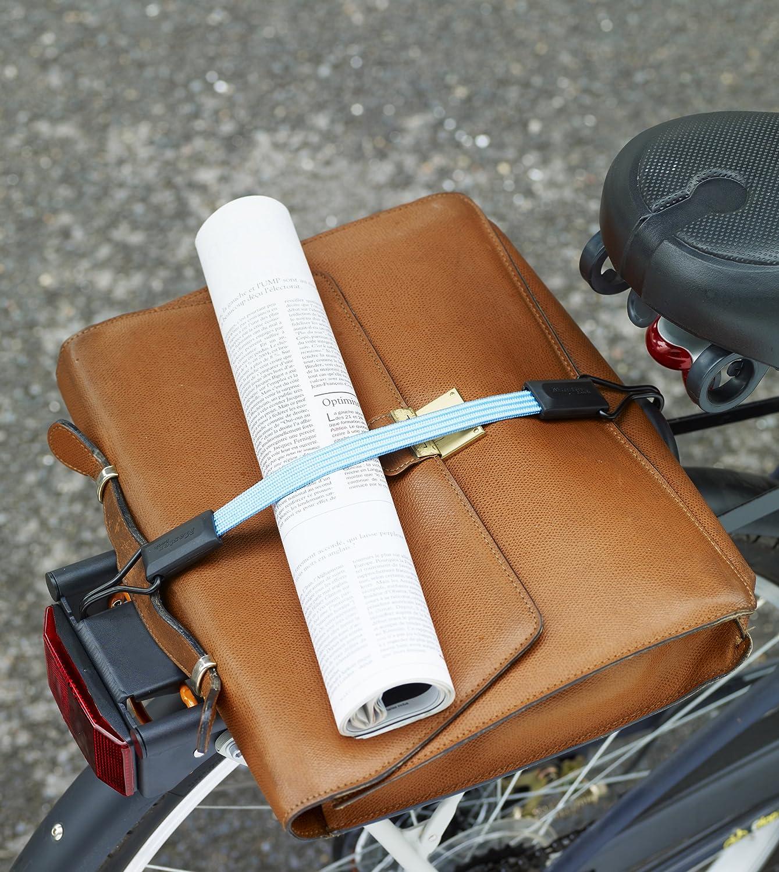 Plusieurs tailles - Id/éal pour les porte bagages MASTER LOCK Tendeurs Elastiques les d/ém/énagements Elastique Plat