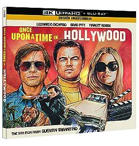 Érase una vez… en Hollywood - Edición Especial (4K Ultra HD + Blu-ray + Vinilo + Adaptador + Póster + Fanzine) [Blu-ray]