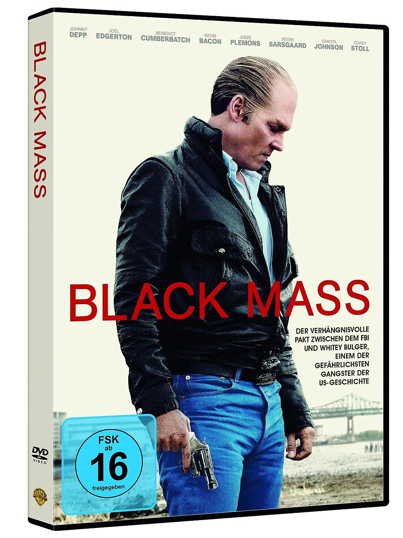 Black Mass [Alemania] [DVD]: Amazon.es: Johnny Depp, Joel ...