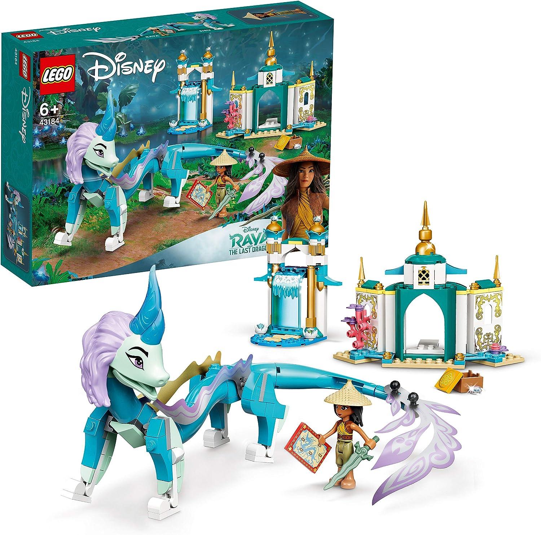レゴ(LEGO) ディズニープリンセス ラーヤとシスー 43184