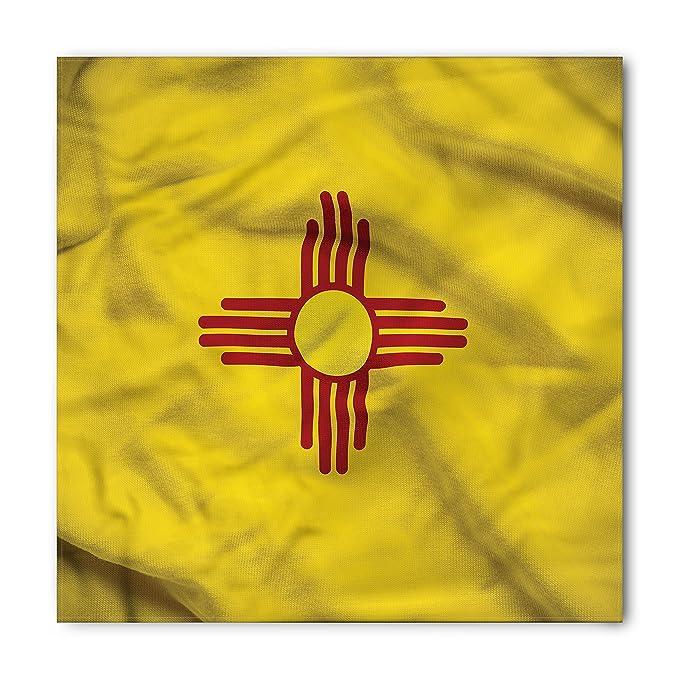 Amazon Lunarable American Bandana Sun Symbol New Mexico Flag