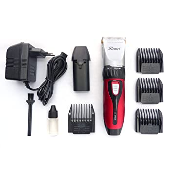 Cordless hair clipper - Hair clipper - Beard trimmer: Amazon