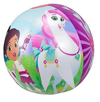 Princesa Nella- Pelota Hinchable (Saica 4011): Amazon.es ...