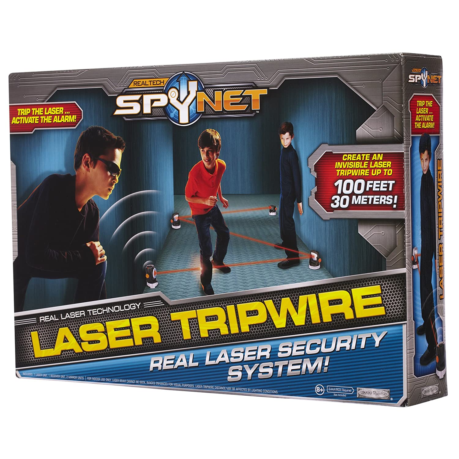 Spy Net Laser Security System Amazon Toys & Games