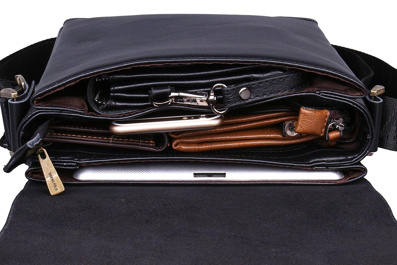 Polo videng® M275 hotest Top RFID Bloque Piel Auténtica Ocio ...