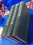 Arthur Hailey 3 Hardcover Set (Airport, Hotel, Wheels)