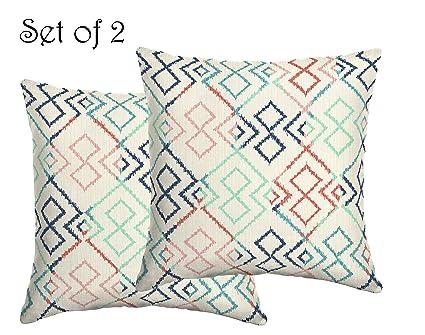 Amazon.com: Comfort Classics Inc. Juego de 2 almohadas para ...