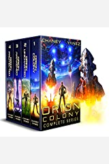 Orion Colony Complete Series Boxed Set Kindle Edition