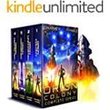 Orion Colony Complete Series Boxed Set