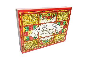 Fournier Crystal Time, 2 Juego de Cartas con temática ...