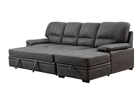 Amazon.com: Muebles de América Canby Seccionales ...