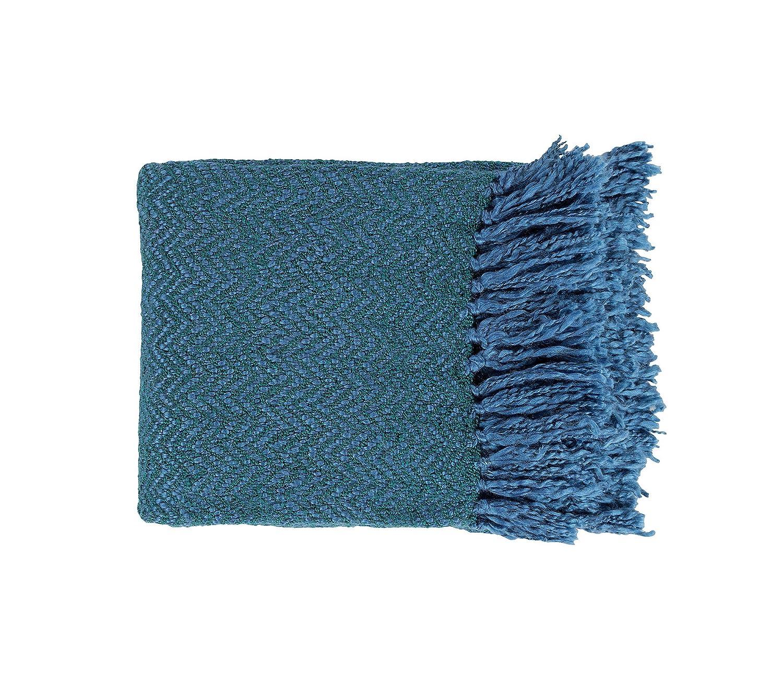 Surya Trina Throw Blanket 50