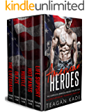 American Heroes: The Complete American Heroes Collection (A Contemporary Romance Box Set)