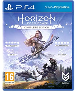 Horizon: Zero Dawn - Complete Edition: Amazon.es: Videojuegos