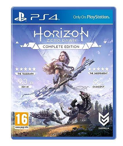 Buy Horizon Zero Dawn: Complete Edition Ps4 Playstation 4