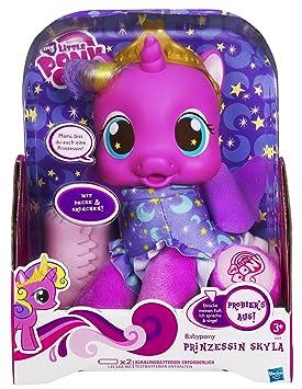 Amazones My Little Pony A1209100  Poni beb habla en alemn