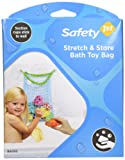 Amazon Price History for:Safety 1st Bath Toy Bag