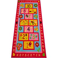 "Hopscotch Rug, Extra Large 72""x39"" 
