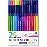 Staedtler Triplus Colour Scatola di pennarelli confezione standard Pack of 26 Assorted