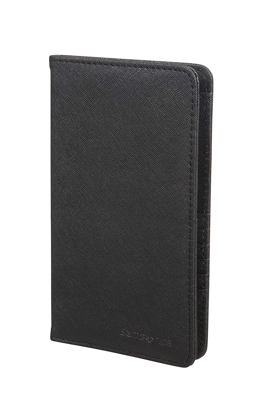 SAMSONITE Global Travel Accessories RFID Portafoglio da viaggio 20 centimeters 1 Nero Black