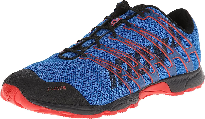 Inov8 Mens F-LITE 275 Training Gym Fitness Shoes Blue Sports Breathable Trainers