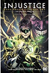 Injustice: Gods Among Us: Year Two: The Deluxe Edition (Injustice: Gods Among Us (2013-2016)) Kindle Edition