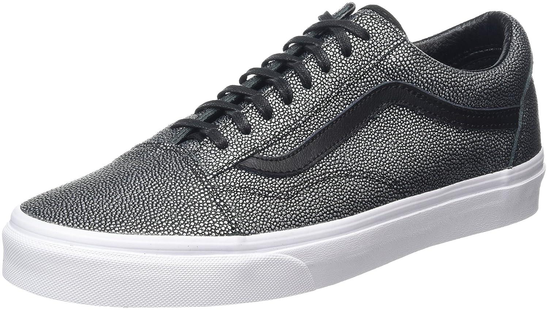 Vans Unisex Old Skool Classic Skate Shoes B019J901VU 9 B(M) US|(Embossed Stingray) Black