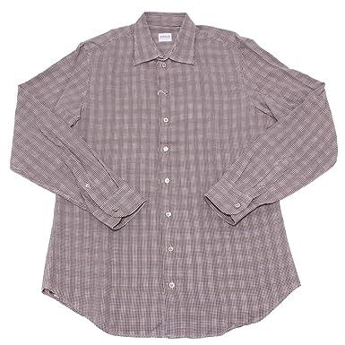 timeless design 69ae9 eaf11 Camicia Armani Collezioni Camicie Uomo Shirt Men 28490 [M ...