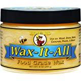 Howard Products WAX009 Food-Grade Wax