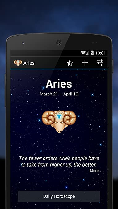 aries daily mobile horoscope