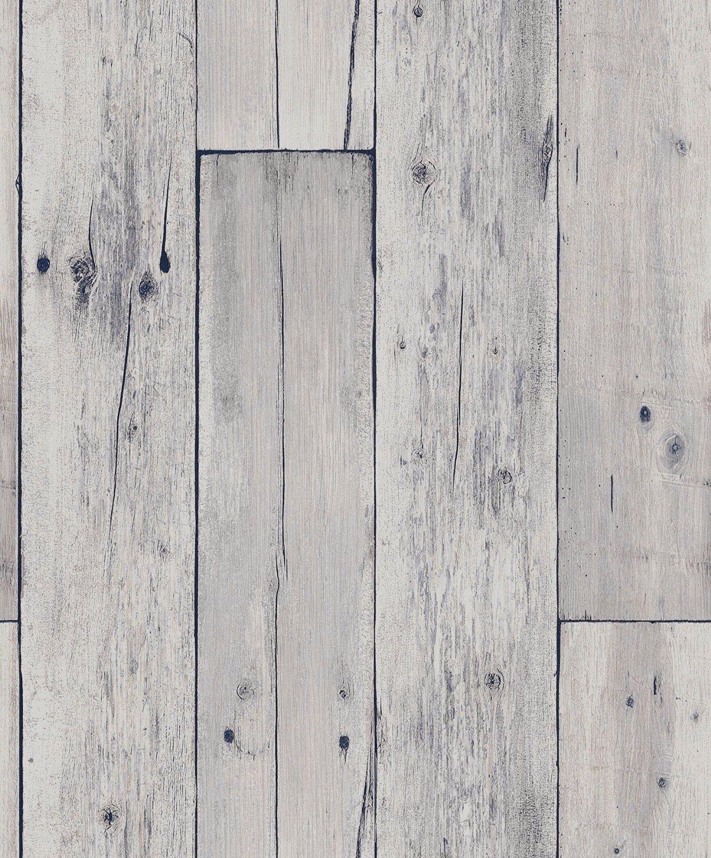 Faux Wood Wallpaper: Amazon.com