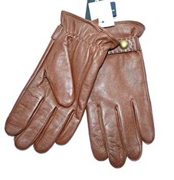 Lauren Leather Gloves Polo Driving Men's Winter Ralph Touch XOkTPiuZlw