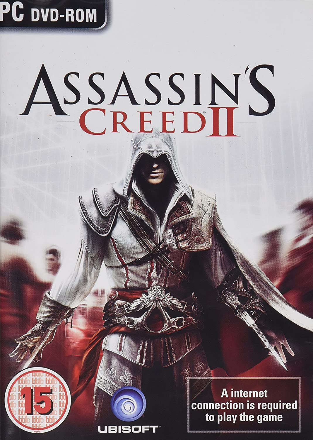Pccd assassin's creed ii (eu) B0067UA0AM Parent