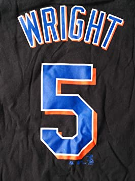 san francisco e1093 63296 MLB Maillot Trikot Jersey Baseball David Allen Wright New ...
