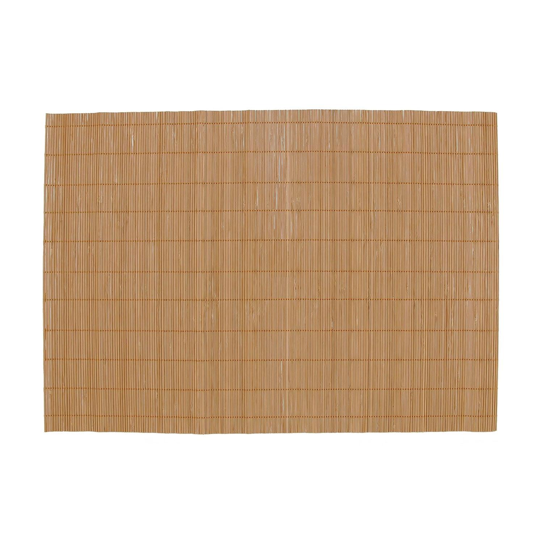 BambooMN Brand - Bamboo Placemat/Sushi Rolling Mat - 12.75