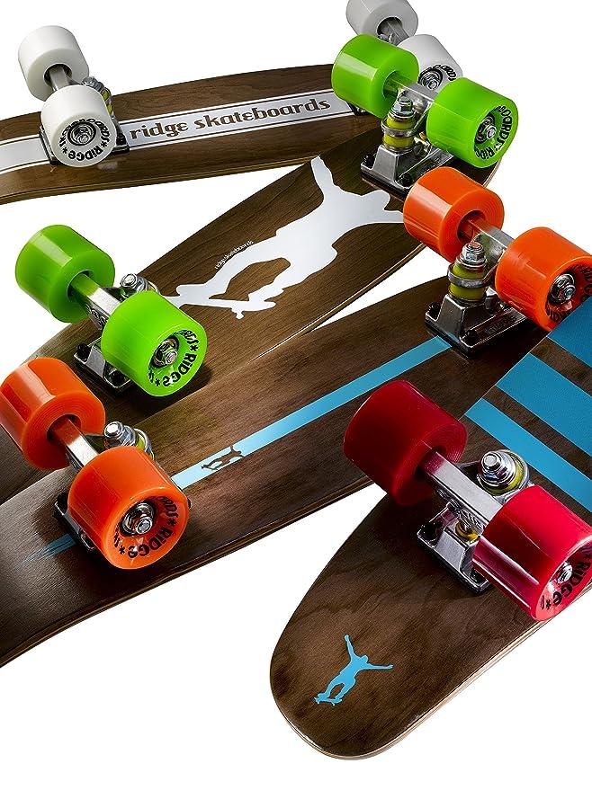 NR3 Skateboard Ridge Skateboards Maple Mini Cruiser