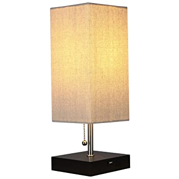 Brightech U2013 Grace USB Table U0026 Desk Lamp U2013 Soft, Soothing Light For  Contemporary Living