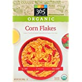 365 Everyday Value, Organic Corn Flakes, 12 oz